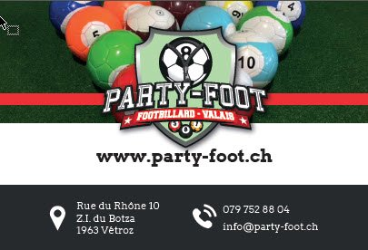 Party-Foot